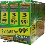 Good Times Kush 90 Cigarillos