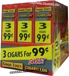Good Times Sweet 90 Cigarillos