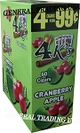 4 K's Cranberry Apple Cigarillos 4 For 99