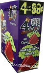 4 K's Watermelon Grape Cigarillos 4 For 99