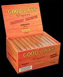 Good Days Factory Rejects Churchill Maduro 50 Count Box