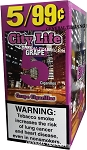 City Life Grape Cigarillos 75 Count