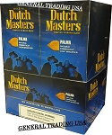 DUTCH MASTERS PALMA NATURAL CONNECTICUT LEAF WRAPPER CRAFTED TO BURN SLOW 60 COUNT