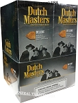 DUTCH MASTERS CIGARILLOS DELUXE NATURAL CONNECTICUT LEAF WRAPPER - CRAFTED TO BURN SLOW 60 PREMIUM CIGARS