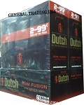 DUTCH MASTERS CIGARILLOS RUM FUSION SPICY NATURAL CONNECTICUT LEAF WRAPPER - CRAFTED TO BURN SLOW 60 PREMIUM CIGARS