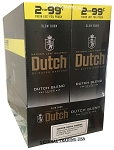 DUTCH MASTERS SILVER  - 60 PREMIUM CIGARS