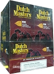 DUTCH MASTERS CIGARILLOS WINE NATURAL CONNECTICUT LEAF WRAPPER - CRAFTED TO BURN SLOW 60 PREMIUM CIGARS