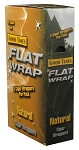 FLAT WRAP NATURAL 25 2'S - 50 WRAPS