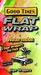 FLAT WRAP WATERMELON 25-2'S 50 WRAPS