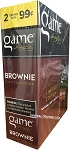 Game Brownie Cigarillos 30 Cigars