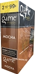 Game Mocha Cigarillos 30 Cigars