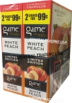 Game White Peach 60 Cigarillos