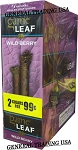 GAME LEAF WILD BERRY CIGARILLOS 2 FOR 99 - 30 CIGARS