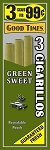 Good Times Green Sweet 45 Cigarillos