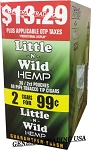 Little & Wild Hemp 60 Count