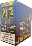 Little & Wild Vanilla 40 Count Pack