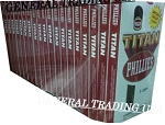 PHILLIES TITAN CIGARS 100 COUNT