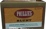 PHILLIES BLUNT REGULAR 50 COUNT BOX
