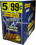 Good Times Quickie Shocker 75 Cigarillos