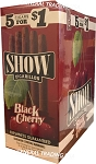 Show Black Cherry Cigarillos 75 CT