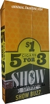 Show BUZZ Cigarillos 75 CT