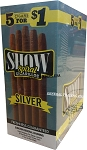 Show Spiral SILVER Cigarillos 75 CT