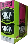 Show TROPICAL TWISTA Cigarillos 75 CT