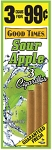 Good Times Sour Apple 45 Cigarillos
