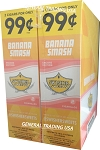 Swisher Sweets BANANA SMASH Cigarillos 2 for 99 60 CIGARS