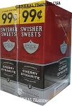 Swisher Sweets CHERRY DYNAMITE Cigarillos Regular 2 for 99 60 CIGARS