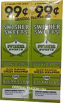 Swisher Sweets Cigarillos White Grape  2 for 99 60 Count