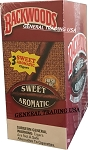BACKWOODS SWEET AROMATIC CIGARS 30 CIGARS