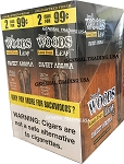 SWEET WOODS LEAF SWEET AROMA DOUBLE PACK 60 COUNT