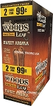 Sweet Woods Sweet Aromatic Natural Wrapper