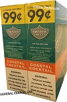 SWISHER SWEETS COASTAL COCKTAIL 60 CIGARS