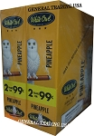White Owl Cigarillos PINEAPPLE 2 for 99 60 Count