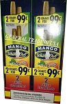 White Owl Cigarillos MANGO for 99 60 Count