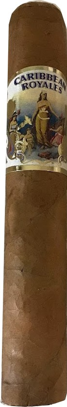 Caribbean Royales Robusto Premium Long Filler Hand Rolled Cigars 5 x 50