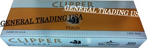Clipper Peach Filtered Cigars