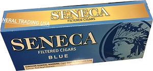 SENECA FILTERED CIGARS BLUE 200 CIGARS