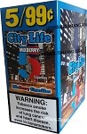 City Life Mixberry Cigarillos 75 Count