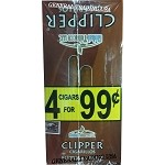 Clipper Natural Buzz Cigarillos 60 Cigars