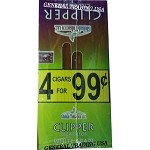 Clipper White Grape Cigarillos 60 Cigars