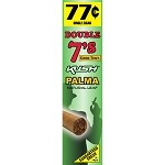 Double 7's Foil Pouch Kush 1-24-1's (24Count) Pre Priced 1/$.77