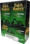 DUTCH MASTERS SWEET GREEN NATURAL CANDELA LEAF WRAPPER - CRAFTED TO BURN SLOW 60 PREMIUM CIGARS
