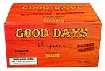 Good Days Factory Rejects Robusto Maduro 50 Count Box