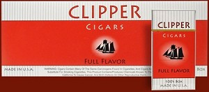 Clipper Full Flavor Filtered Cigars
