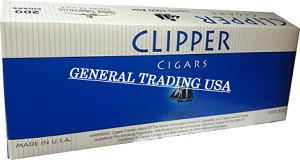 Clipper Light Filtered Cigars