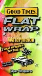 Good Times Flat Wrap WATERMELON 25-2'S 50 WRAPS
