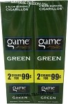 Game GREEN 60 CIGARILLOS
